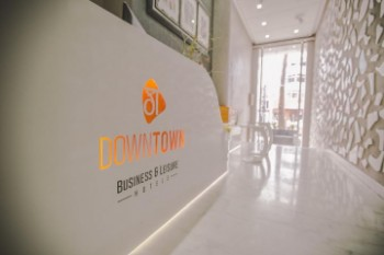 Down Town Hotel Casablanca by business & Leisure Hotels Maroc