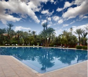 in Club Palmeraie Resorts Marrakech Maroc