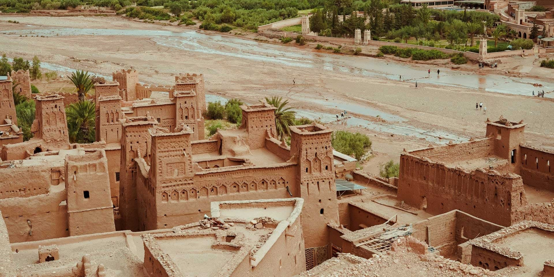 Tours and excursions in Morocco