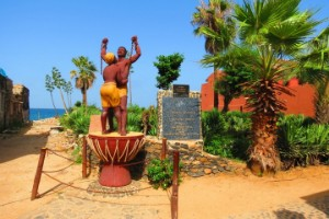 Goree ISLAND House of Slaves